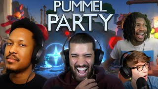 Its Mario party.....but Brutal   Pummel Party W/ Berleezy, RicoTheGiant, Jack