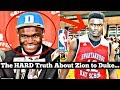 The HARD Truth About Zion Williamson Committing to Duke