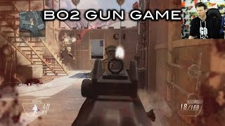 THE BEST GUN GAME! (Call of Duty: Black Ops 2)