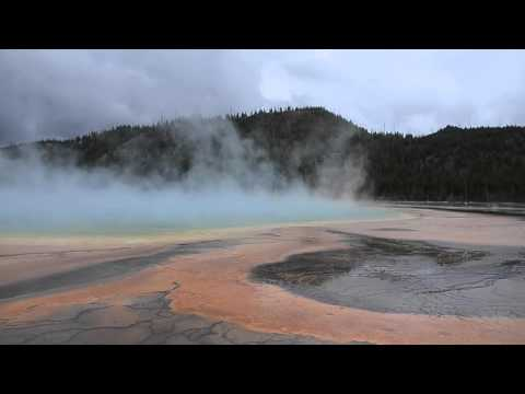 A minute away: My favorite place in North America, Grand Prismatic Spring
