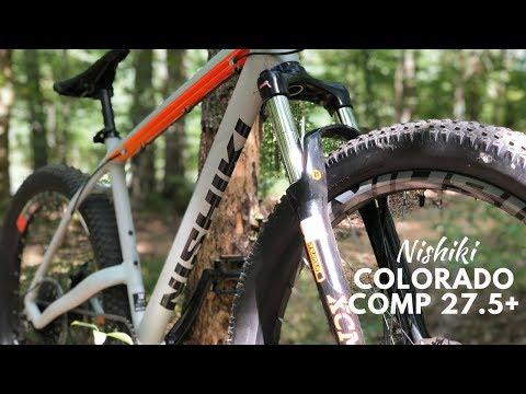 Nishiki Colorado Comp 27.5+ Mountain bike from DSG