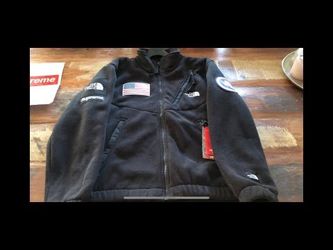 1040cded0 SS17 Supreme x The North Face Fleece Review Legit Check + Sizing Information