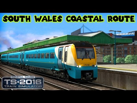 Train Simulator: South Wales Coastal Route Add-On - Details - TS 2016 HD