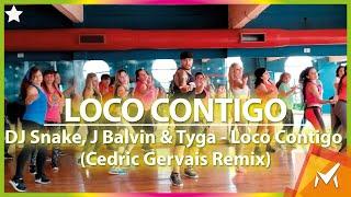 DJ Snake, J Balvin & Tyga - Loco Contigo (Cedric Gervais Remix) - Marcos Aier