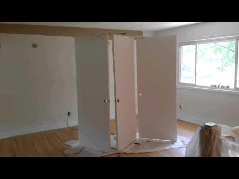 Metro Area Builders llc.  Enamal &ceiling spraying