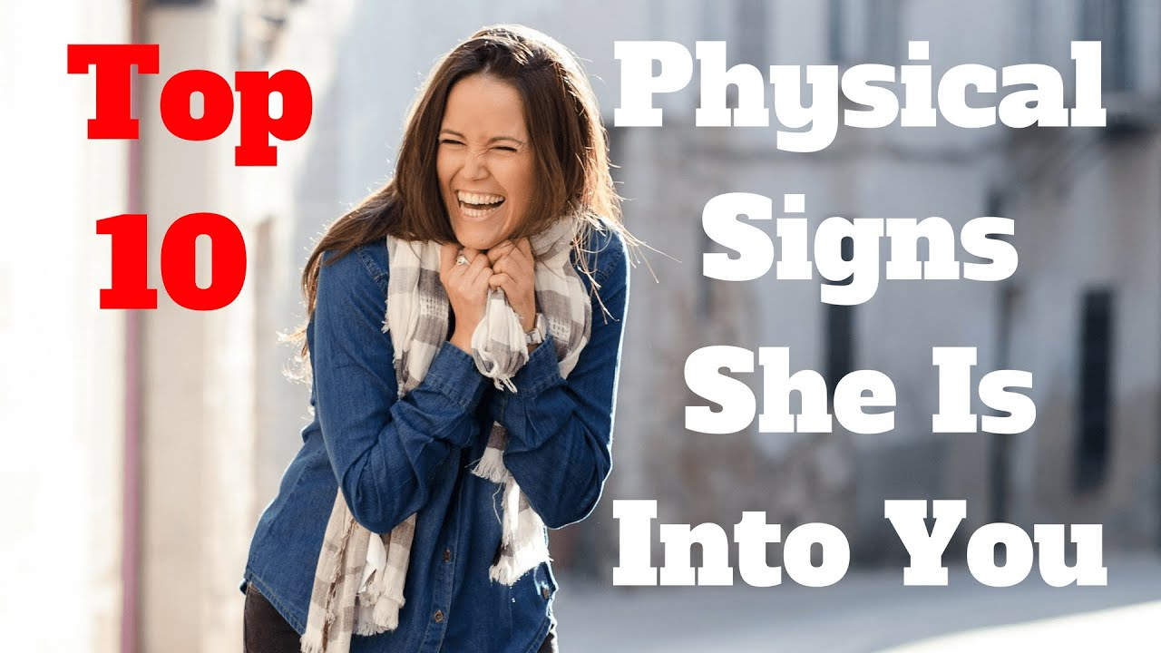shy girl flirting signs from women video youtube 2017