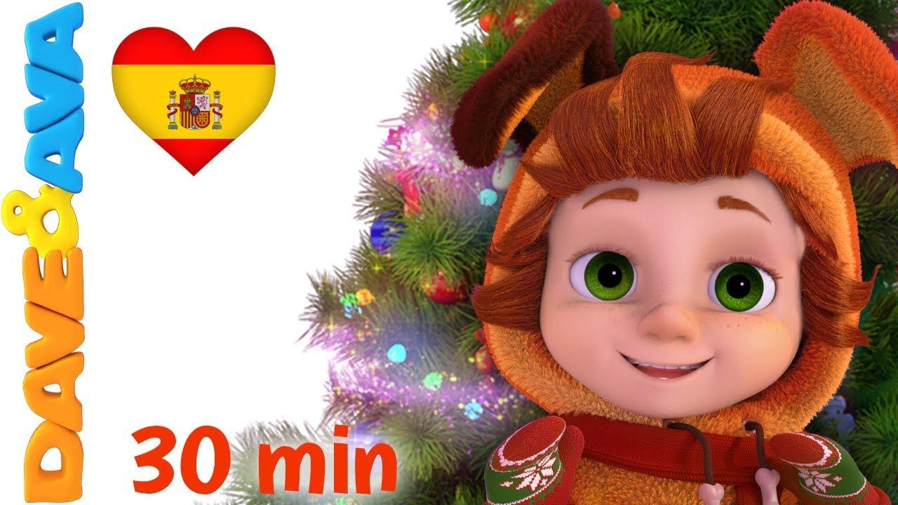 Canciones de Navidad para Niños Feliz Feliz Navidad