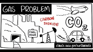 Nasa's Earth Minute: Gas Problem
