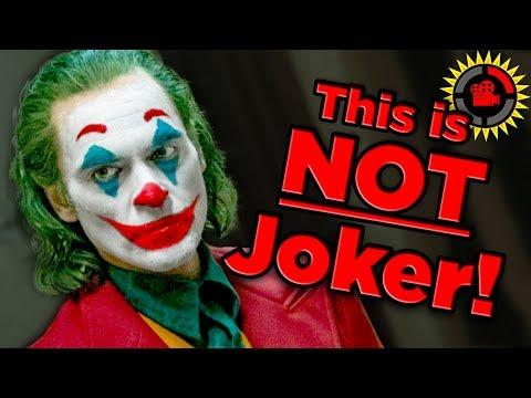 Film Theory: The Joker Is Not Real (Joker 2019 Spoiler Free)