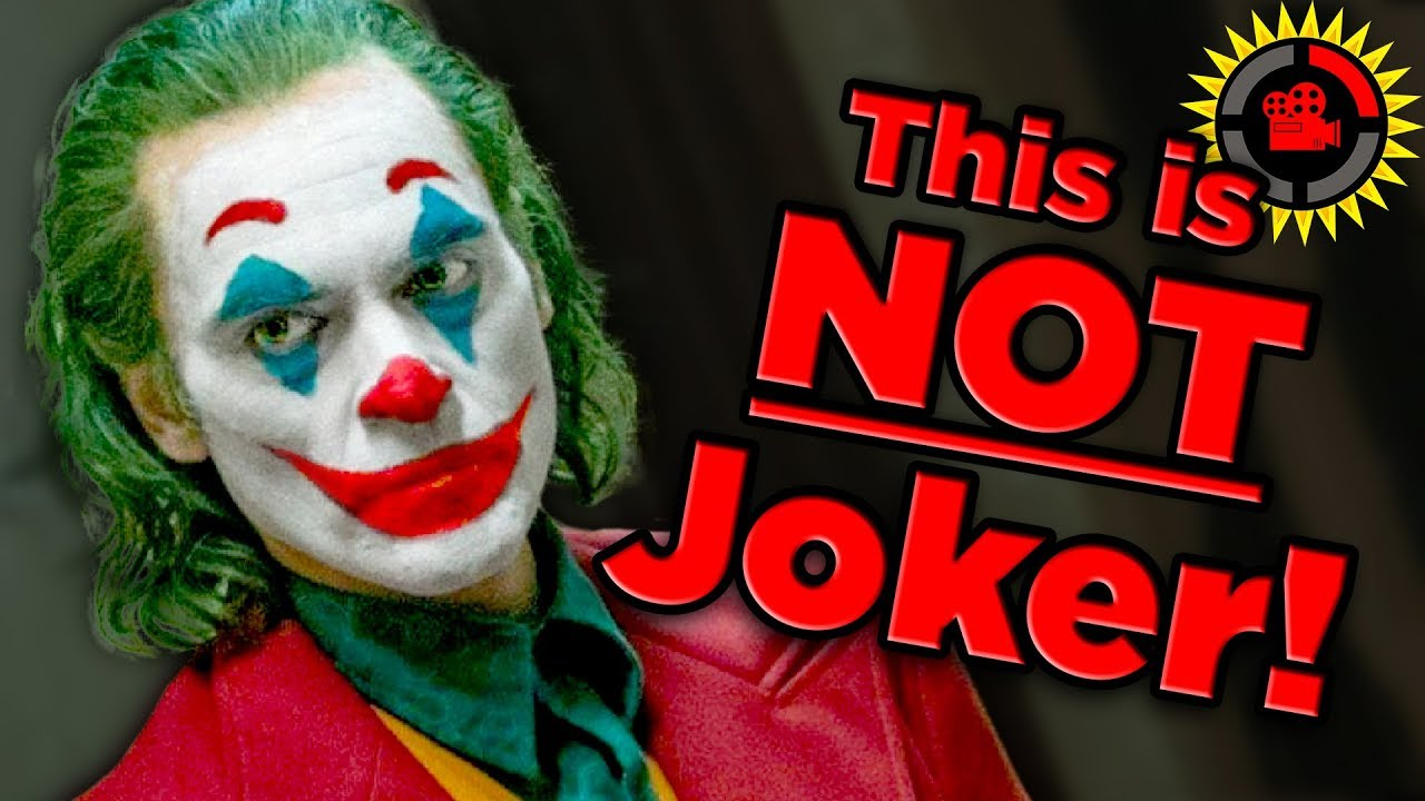 Film Theory The Joker Is Not Real Joker 2019 Spoiler Free