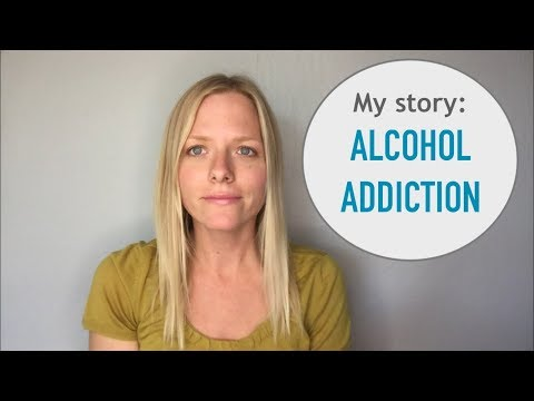 My Story of Alcohol Addiction