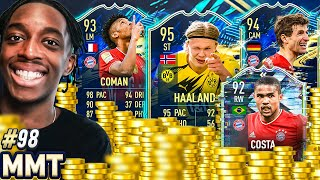 BUNDESLIGA TOTS 5 MILLION SPLASH! 🤑💲💲ROAD TO 100 EPS! HAALAND IFW?!?! S2 - MMT #98