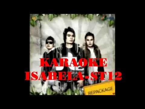 ST 12 - Isabella (karaoke) NO VOCAL