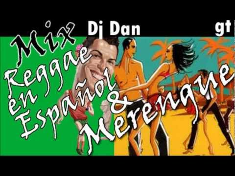 Mix reggae viejo a merengue dj dan