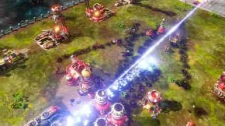 Command & Conquer Red Alert 3: Uprising Launch Trailer