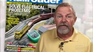 New model trains, tips, and more in the November 2016 Model Railroader