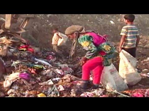 India's ragpickers - the harsh reality