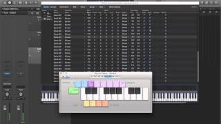 Logic Pro X - Video Tutorial 54 - EXS24 Sampler Tutorial (PART 1) Sample Management and Automap