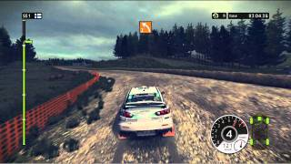 WRC 2 2011 PC Gameplay Part 1/2 (HD) (WRC FIA World Rally Championship 2011)