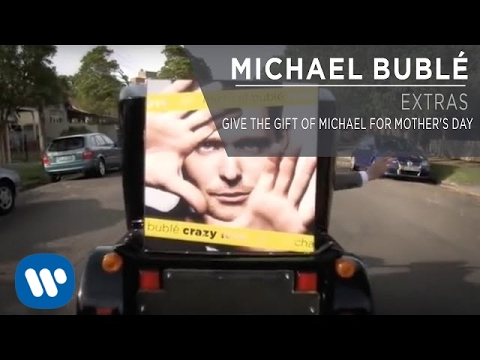 Download Michael Bublé - Give the Gift Of Michael for Mother's Day [Extra]
