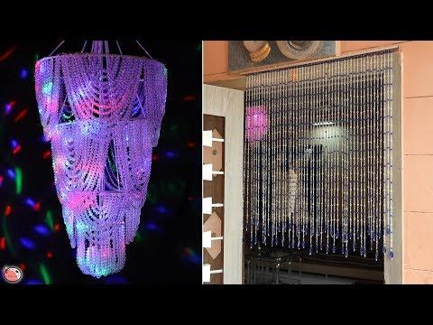 8 Genius... Pearls Wall Hanging Ideas || DIY Jhumar Making