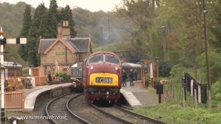 Severn Valley Railway 60s Gala 080510