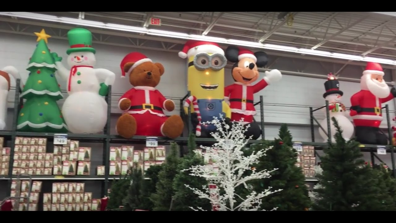 50 Days Until Christmas Walmart Xmas Section Neptune