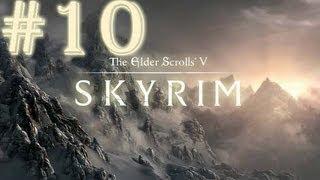 Прохождение Skyrim - часть 10 (Погребальный огонь)