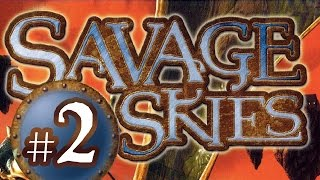 Savage Skies - Bone Breaker (PS2, XBOX, PC) SLUS-20430, SLES-51292, SLPM-65226