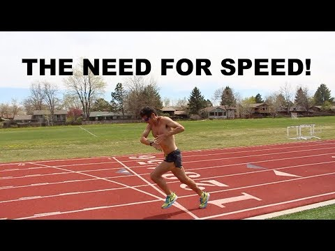 SPEED IS A PREMIUM FOR DISTANCE RUNNERS! Coach Sage Canaday Training Talk and Tips