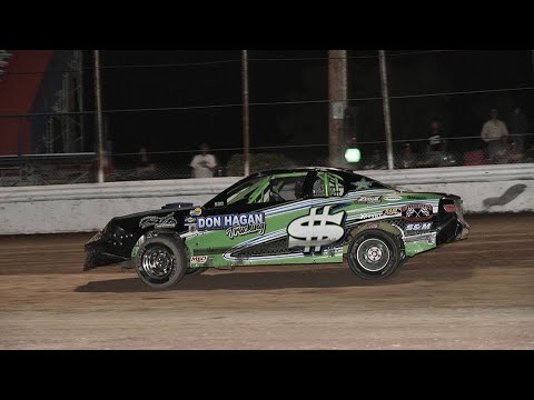 4/27/19 USA Raceway IMCA Stock Car Main Event Win