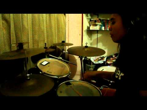 Sorry by Netral - Drum Cover by Toshiko (Dibuang Sayang)