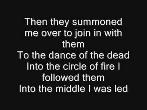 Iron Maiden - Dance Of Death (With Lyrics) - YouTube