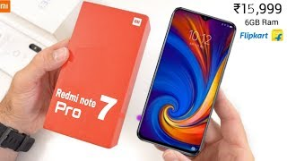 Redmi Note 7 Pro First looks - Desig, Price, features & Release date