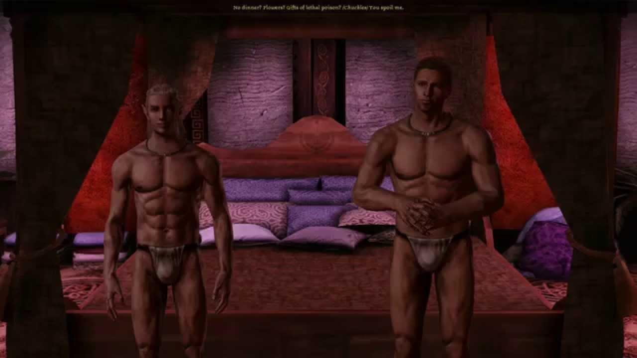 Dragon age sex with zevran