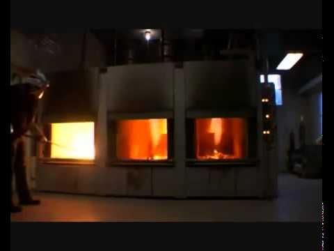 Как выглядит печь в крематории