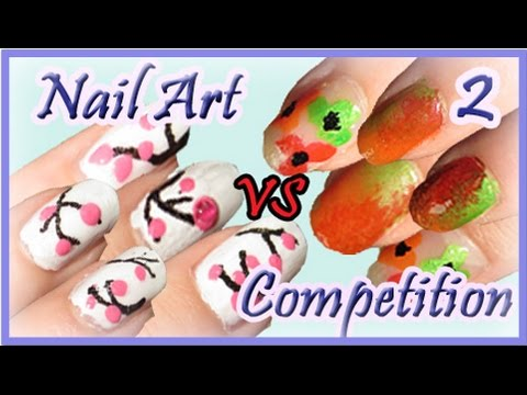 Nail art competition 2 nature theme cherish4life youtube nail art competition 2 nature theme cherish4life prinsesfo Images