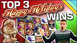 Top 3 Happy Holidays Wins