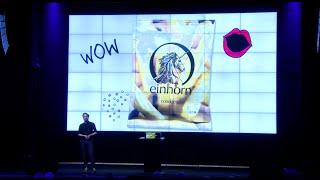 Shopware Vortrag: Why - How - What Storytelling für einhörner - Philip Siefer