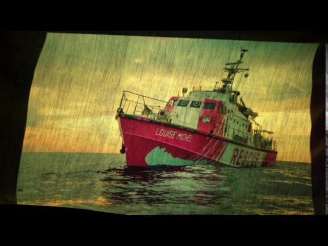 Banksy rescue boat