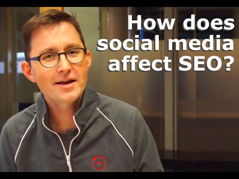 How Does Social Media Affect SEO?