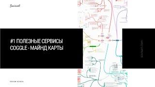 COGGLE - удобное структурирование информации - mind-map