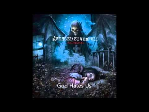 Avenged Sevenfold - Nightmare (Full Album Stream) HQ