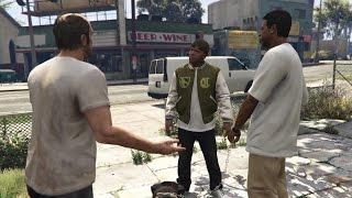 GTA V Conversations - Franklin, Trevor a...