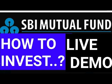 Sbi small cap fund - how to invest..?..do SIP live demo   Cams SIP process - Hindi