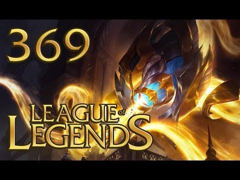 League of Legends #369: Vel'Koz Mid (CZ/Full HD/60FPS)
