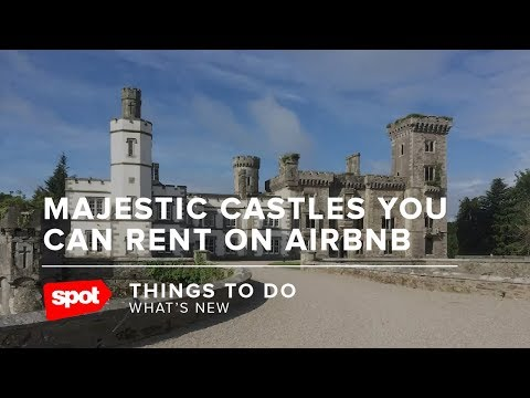 10 Majestic Castles You Can Rent on Airbnb