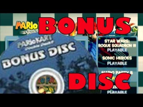 [MKDD] RARE BONUS DISC GAMEPLAY!!!