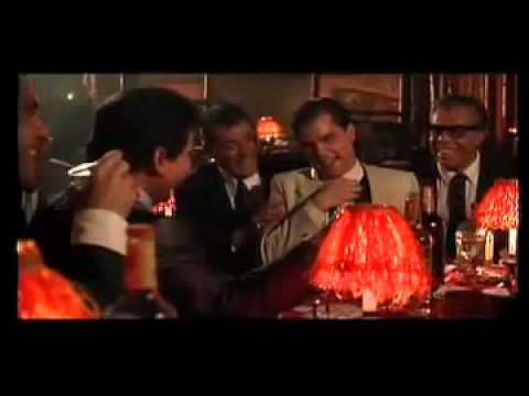 Goodfellas - Joe Pesci (Funny How? scene)