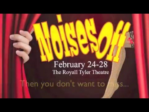 "UVM Theatre Preview for ""Noises Off"""